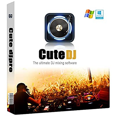 CuteDJ - DJ Software for Windows [Download]