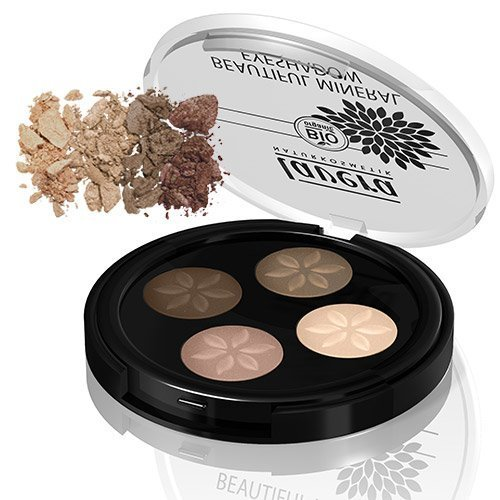 Lavera-Beautiful-Mineral-Eyeshadow-Quattro-Cappuccino-Cream-2-by-lavera