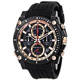 Bulova Men's 98B181 Precisionist Chrono Watch (Color: black)