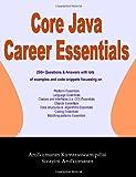 Core Java Career Essentials