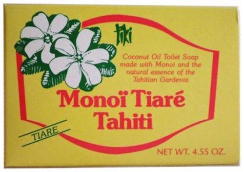 タヒチモノイティアレ石鹸 ティアレ: ミヤ恒産
