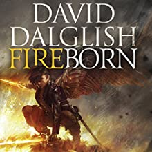 Fireborn: Seraphim, Book Two Audiobook by David Dalglish Narrated by Joe Knezevich