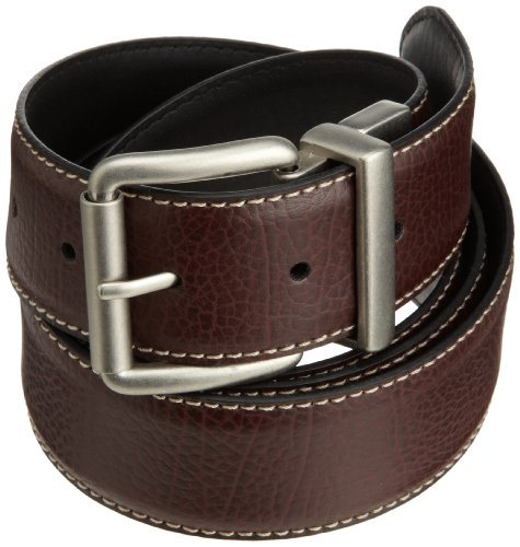 Levi's Men's Big And Tall Brown To Black Reversible Belt,Brown/Black,48