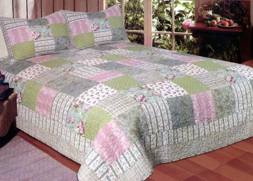 Country Quilts For Beds 4192 front