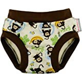 Blueberry Training Pants, Monkeys, Medium (Discontinued by Manufacturer)