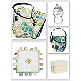 """Geschenkbox Ausgehfertig - das perfekte Geschenk f�r Geburt, Taufe und Schwangerschaftvon """"Little Things"""""""
