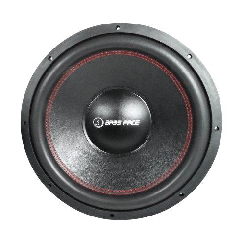 Bass-Face-SPL152-4000W-3810-cm-Pro-Dual-Subwoofer-mit-Schwingspule-Wettbewerb-SPL
