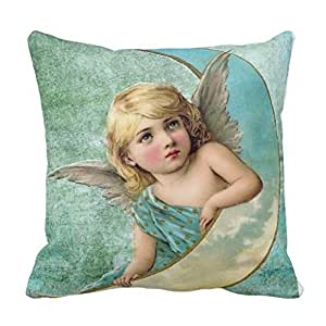 Amazon.com - Comi Victorian Angel and Moon Pillows Covers