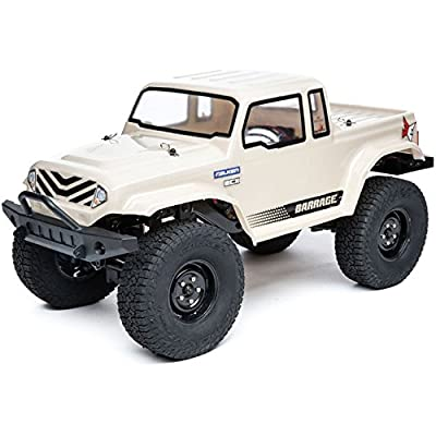 ECX Electrix 01009 1.9 4WD Barrage Brushed: