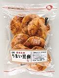 丸彦製菓 うまい煎餅 8枚×10個