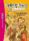 Agatha Mistery, tome 2 : La malédiction du pharaon