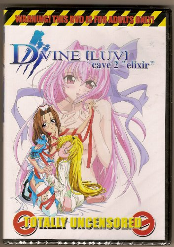 Cover art for  DVINE LUV CAVE 2:ELIXIR