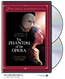 Phantom of the Opera [DVD] [2004] [Region 1] [US Import] [NTSC]