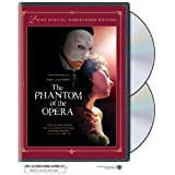 The Phantom of the Opera (Two-Disc Special Edition) ~ Gerard Butler