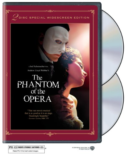 Cover art for  The Phantom of the Opera (Two-Disc Special Edition)