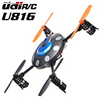 UDIRC U816 4 Channel 2.4G 6-axis UFO 4CH RC Helicopter UFO Aircraft Quadcopter by Banggood Co., LTD