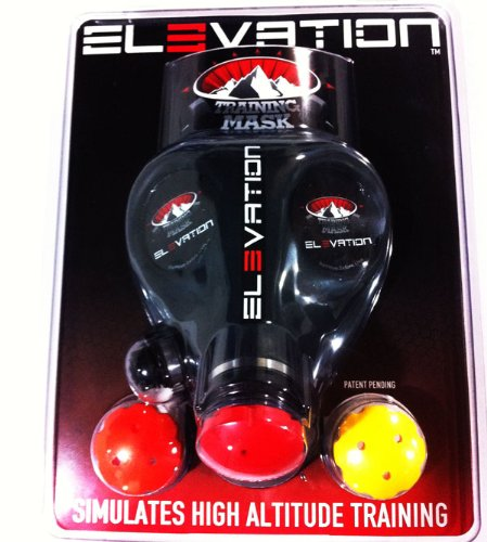 Training Mask Elevation High Altitude Mask