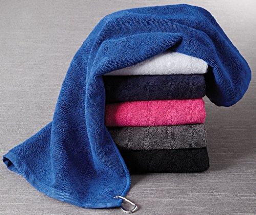 Sports Towel Sweat: AimTrend Grommeted Microfiber Sweat Sport Towel Super