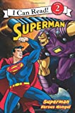 Superman Classic: Superman versus Mongul (I Can Read Book 2) (0061885185) by Teitelbaum, Michael