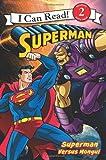 Superman Classic: Superman versus Mongul (I Can Read Book 2)