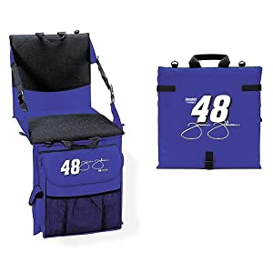 Nascar Jimmie Johnson Seat Cushion Cooler With Back by BSI PRODUCTS, INC.