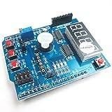 HiLetgo Arduino マルチ-ファンクション シールド プロトシールド Arduinoと互換 UNO LENARDO MAGE2560