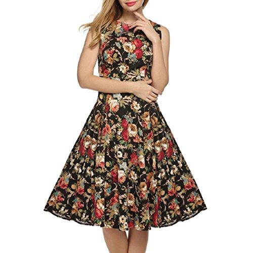 feitong-womens-printed-dress-sleeveless-big-bottom-swing-dress-m-black