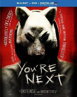 You'Re Next [Blu-ray + DVD + Digital HD]