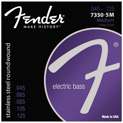 7350-5M Bass-Saiten 045-125 fr 5-Saiter