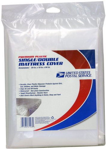 Lepage'S Usps Twin/Double Mattress Cover For Moving, 54 X 10 X 84 Inches (81493) front-64738
