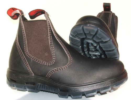 Redback UBOK Chelsea Boots Brown from Australia (UK size 7.5)