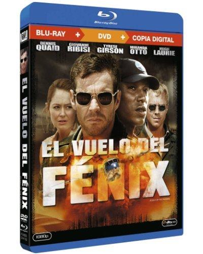 El Vuelo Del Fenix Bd (Bd+Dvd+Cop Dig) [Blu-ray]