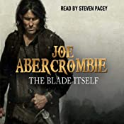 The Blade Itself at audible.com