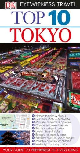 Top 10 Tokyo (Eyewitness Top 10 Travel Guides)