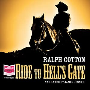 Ride to Hell's Gate Audiobook