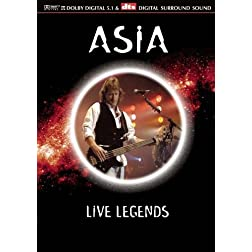 ASIA Live Legends