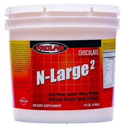 Prolab N-Large2 Chocolate Powder 4.5Kg