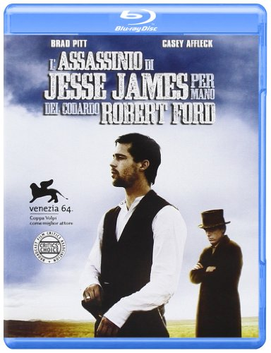 L'assassinio di Jesse James per mano del codardo Robert Ford [Blu-ray] [IT Import]
