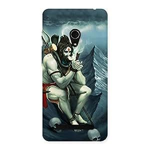 Enticing Shiva Multicolor Back Case Cover for Zenfone 5