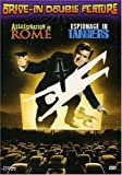 Drive-in Movie Double Feature (Assassination in Rome / Espionage in Tangiers)