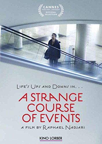DVD : Moni Moshonov - A Strange Course Of Events (Subtitled)