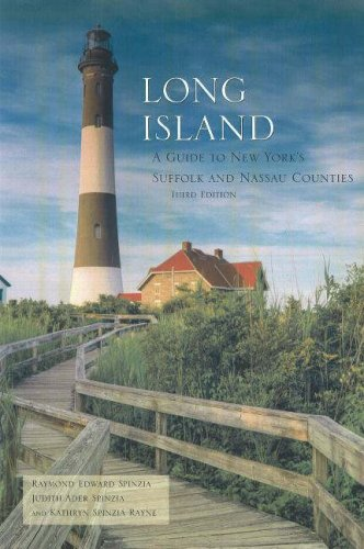 Long Island: A Guide to New York's Suffolk and Nassau Counties