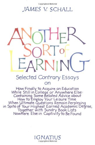 Another Sort of Learning089870202X : image