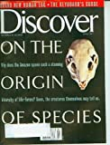 img - for Discover April 1997 - On The Origin of Species, Brand New Human Egg, The Keyboard's Curse (The World of Science, Vol. 18 No. 4) book / textbook / text book