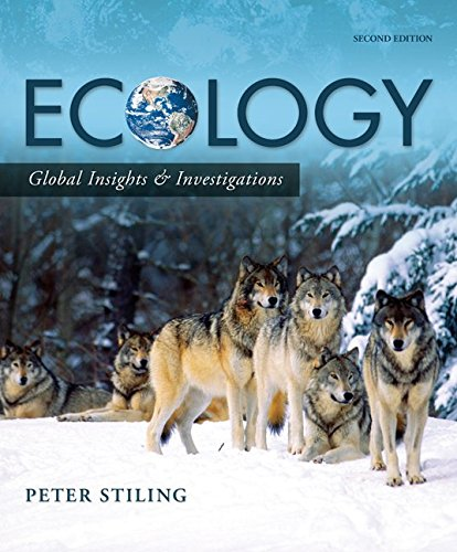 Ecology: Global Insights and Investigations with Connect Plus Access Card