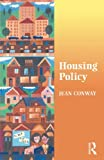 img - for Housing Policy (The Gildredge Social Policy Series) book / textbook / text book
