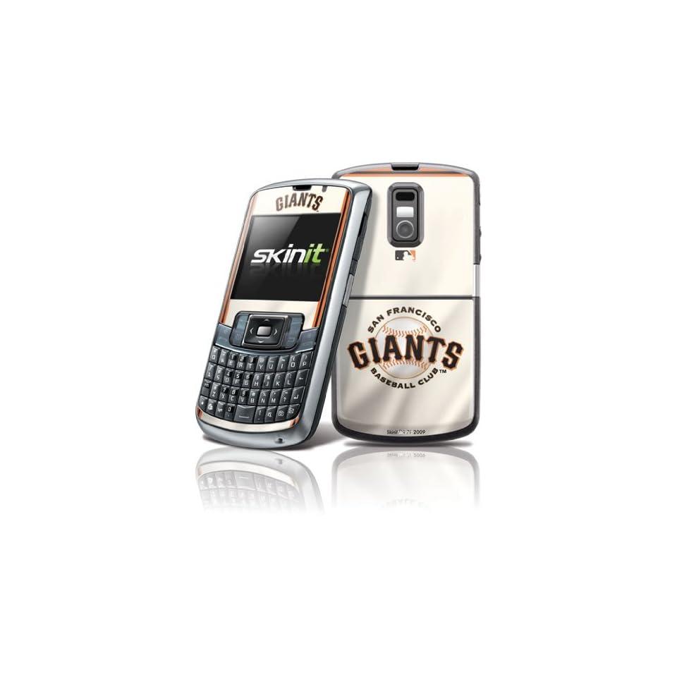 San Francisco Giants Home Jersey skin for Samsung Jack SGH