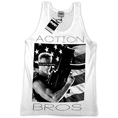 Phoenix Clothing - Action Bros Jean-Claude Tank Top