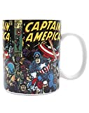 Marvel Captain America Comic Mug