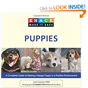 Knack Puppies: A Complete Guide to Raising a Happy Puppy in a Positive Environment (Knack: Make It easy)